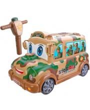 Машинка-каталка с игр набором Армия в ассортименте Наша Игрушка
