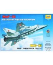 Модель ПН Самолет МиГ-31 ZVEZDA
