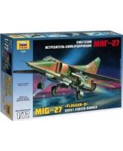 Модель Самолет МиГ-27 ZVEZDA