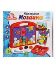 Мозаика в чемоданчике Моя первая мозаика Техника Татой