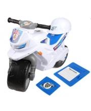Мотоцикл 2 колесный+шлем значок ORION TOYS