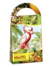 Мыло своими руками Солнечные фрукты Аромафабрика
