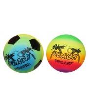 Мяч 22 см Пляжный в ассортименте Наша Игрушка