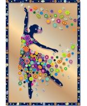 Набор для изготовления картины Балерина Клевер Медиа Групп