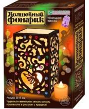 Набор для изготовления фонарика Искрящиеся бабочки Клевер Медиа Групп