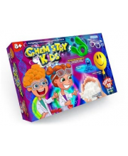 Набор для опытов 10 Магических экспериментов Chemistry Kids Данко-Тойс