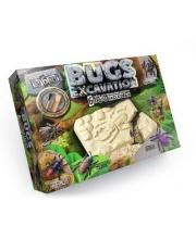 Набор для проведения раскопок Bugs Excavation Насекомые жуки и пауки Данко-Тойс