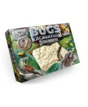 Набор для проведения раскопок Bugs Excavation Насекомые жуки и стрекоза Данко-Тойс