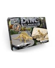 Набор для проведения раскопок Dino Excavation Динозавры Диметродон и Дилофозавр Данко-Тойс