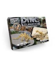 Набор для проведения раскопок Dino Excavation Динозавры Стегозавр и Тираннозавр Данко-Тойс