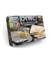 Набор для проведения раскопок Dino Excavation Динозавры Трицератопс и Брахиозавр Данко-Тойс
