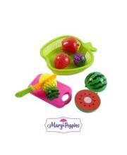 Набор для резки фрукты в яблоке Mary Poppins