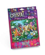 Набор креативного творчества Crystal Mosaic Kids Феи Данко-Тойс