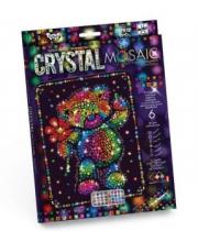 Набор креативного творчества Crystal Mosaic Мишка Данко-Тойс