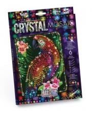 Набор креативного творчества Crystal Mosaic Попугай Данко-Тойс