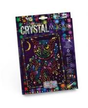 Набор креативного творчества Crystal Mosaic Сова Данко-Тойс
