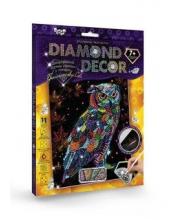 Набор креативного творчества Diamond Сова Данко-Тойс