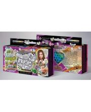 Набор креативного творчества My Color Clutch клатч-пенал Music c красками и блестками Данко-Тойс