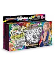 Набор креативного творчества My Color Clutch клатч-пенал Совы c фломастерами Данко-Тойс