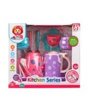Набор посуды для чаепития 14 предметов Наша Игрушка