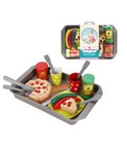 Набор посуды и продуктов Итальянская пиццерия серия Кухни мира Mary Poppins