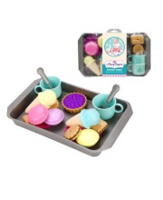 Набор посуды и продуктов Французская кондитерская серия Кухни мира Mary Poppins