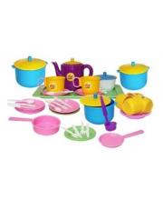 Набор посуды Позови гостей Пластмастер