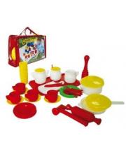 Набор Столовый 52 предмета для кухни Совтехстром