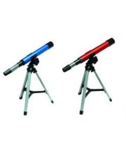Набор Юный звездочет телескоп 3 предмета в ассортименте Наша Игрушка