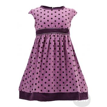 Малыши, Платье BLUE SEVEN (сиреневый)604526, фото