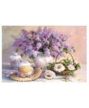 Пазлы 1000 Цветы живопись Кастор
