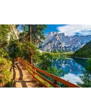 Пазлы 1000 Озеро Бэйли Италия Кастор