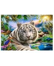 Пазлы 1500 Тигр Кастор