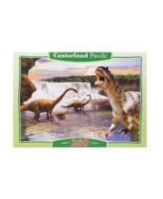 Пазлы 260 Динозавры 2 Кастор