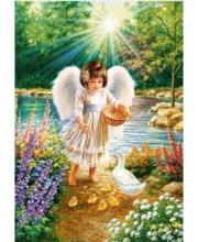 Пазлы 500 Ангельская забота Кастор