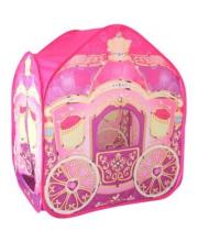 Палатка игровая Карета Принцессы сумка на молнии Наша Игрушка