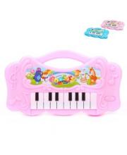 Пианино детское 16 клавиш в ассортименте Наша Игрушка