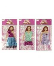 Платье для куклы 29 см Диско в ассортименте Наша Игрушка