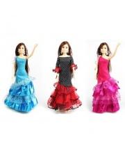 Платье Кармен для кукол 29 см в ассортименте Наша Игрушка
