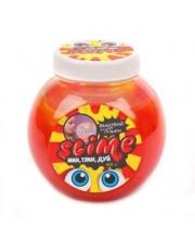 Слайм Mega Mix желтый + клубничный 500 г Slime