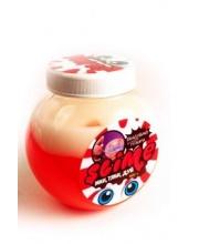Слайм Mega Mix розовый+белый 500 г Slime