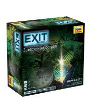 Настольная игра Exit Затерянный остров ZVEZDA