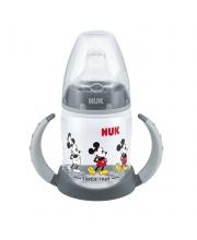 Бутылочка Микки из ПП с силиконовой насадкой 150 мл Nuk