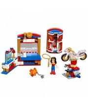 Конструктор Super Hero Girls Дом Чудо-женщины LEGO