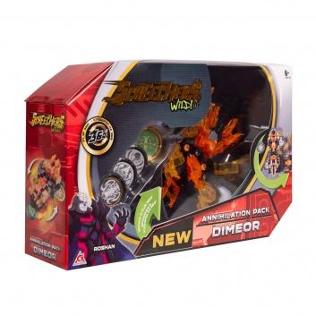 Игрушки, Скричер-дрифт Димеор РОСМЭН (оранжевый)346610, фото