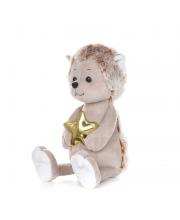 Мягкая Игрушка Романтичный Ежик с Золотой Звездочкой 20 см Maxitoys Luxury Romantic Plush Club
