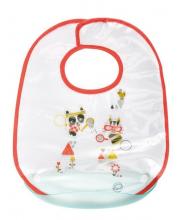 Нагрудник непромокаемый Sport с пластиковым кармашком Bebe Confort
