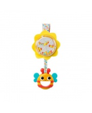 Развивающая игрушка-погремушка Пчёлка Bright Starts
