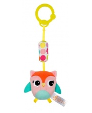Развивающая игрушка Звонкий дружок Сова Bright Starts