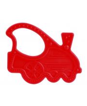Прорезыватель мягкий 3 вида форма: паровозик Canpol Babies